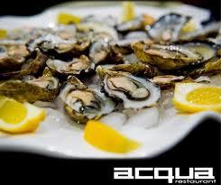 Oyster @ Acqua Restaurant