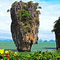 Explore James Bond Island and Phang Nga Bay from Krabi