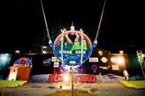 2 Sky Pattaya Rocket Ball